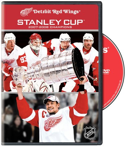 Detroit Red Wings - NHL Stanley Cup Champions 2007-2008 [Region 2]
