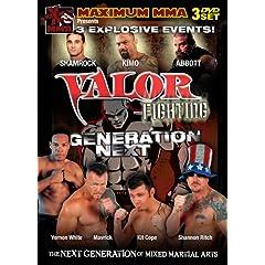 Maximum MMA Presents: Valor Fighting Generation Next