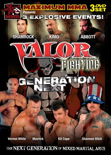 Maximum MMA Presents: Valor Fighting Generation Next