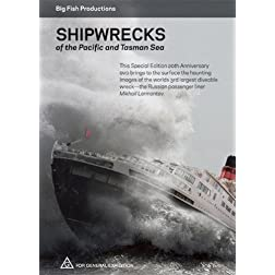 Shipwrecks of the Pacific and Tasman Sea