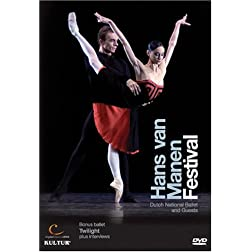 Hans Van Manen Festival