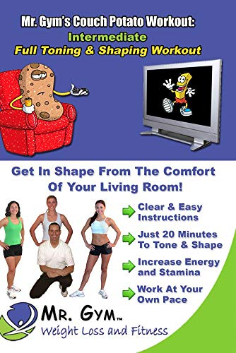 Mr. Gym's Couch Potato Workout on DVD: Intermediate Training