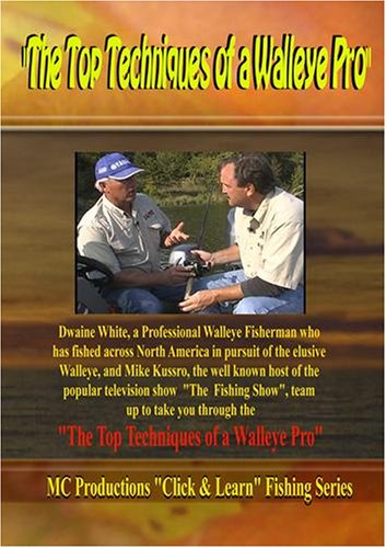 Top Techniques of a Walleye Pro