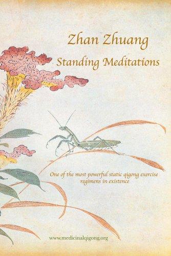 ZHAN ZHUANG STANDING MEDITATIONS