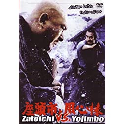 Zatoichi vs Yojimbo