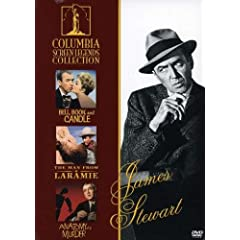 James Stewart: Columbia Screen Legends Collection
