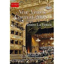 New Year's Concert 2008 Fom Teatro La Fenice