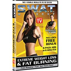 SWAT Workout: Extreme Weight Loss and Fat Burning