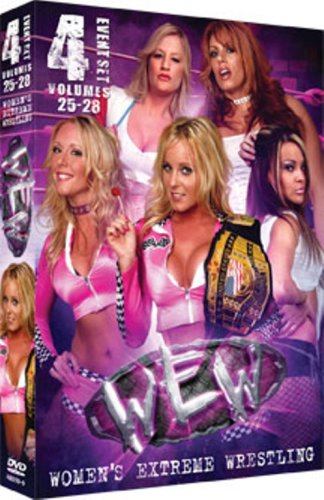 Women Extreme Wrestling Vol. 7 (Events 25 - 28)