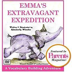 Emma's Extravagant Expedition ~ A Vocabulary Building Adventure