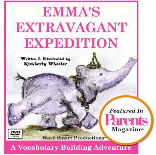 Emma's Extravagant Expedition ~ A Vocabulary Building Adventure