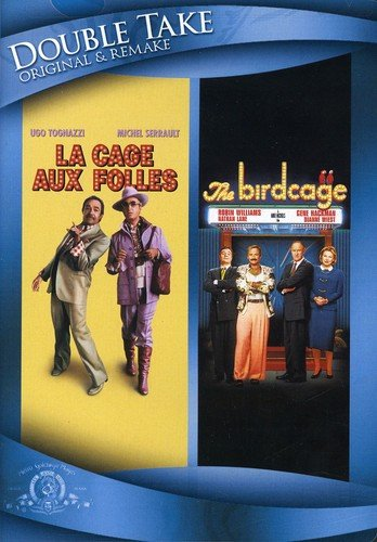 La Cage Aux Folles (1979) / The Birdcage (1996) (Double Take)