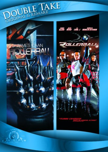 Rollerball (1975) / Rollerball (2002) (Double Take)