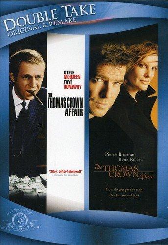 The Thomas Crown Affair (1968) / The Thomas Crown Affair (1999) (Double Take)