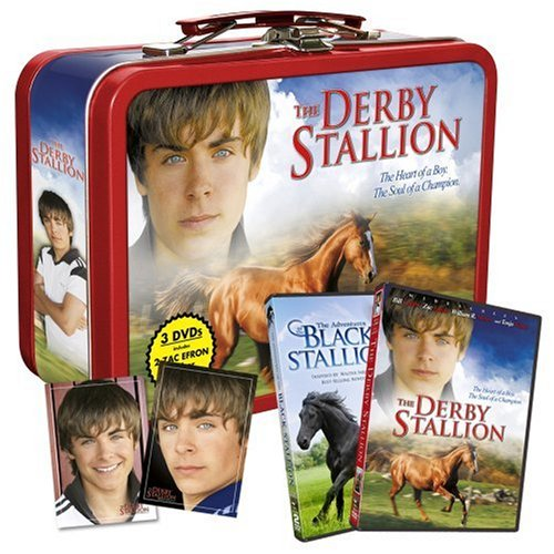 The Derby Stallion/The Adventures of the Black Stallion