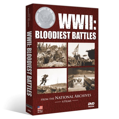 From the National Archives - WWII: Bloodiest Battles
