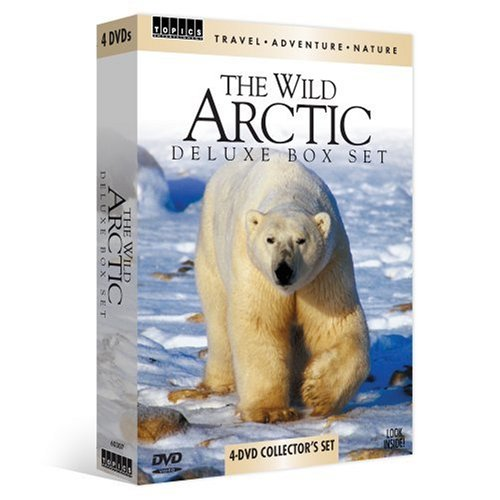 Travel-Adventure-Nature: The Wild Arctic - Deluxe Box Set