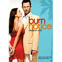Burn Notice - Season One