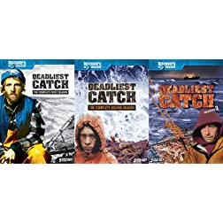 Deadliest Catch - Seasons 1, 2, & 3