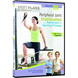 STOTT PILATES: Peripheral Joint Stabilization with Reformer and Vertical Frame