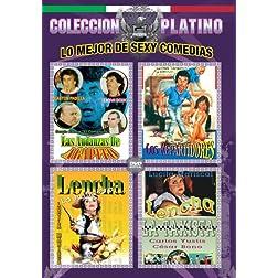 Mejor de Sexy Comedias: Alfonso Zayas y La Lencha