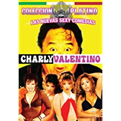 Las Nuevas Sexy Comedias: Charly Valentino
