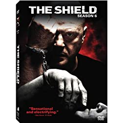 The Shield - The Complete Sixth Season