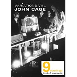 Variations VII by John Cage: E.A.T. - 9 Evenings: Theatre & Engineering