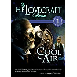 The H.P. Lovecraft Collection, Vol. 1: Cool Air