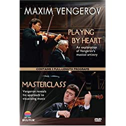 Maxim Vengerov: Playing By Heart/Masterclass