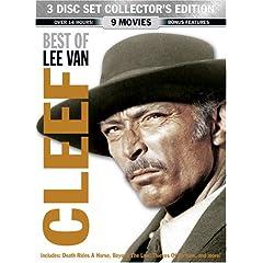 Best Of Lee Van Cleef