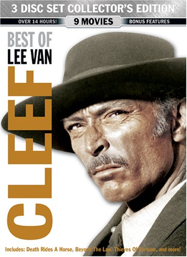 Best Of Lee Van Cleef