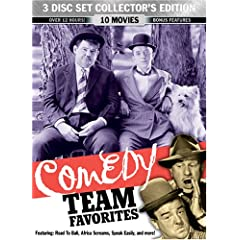 Comedy Team Favorites