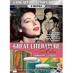 Great Literature On Film- Romantic Classics