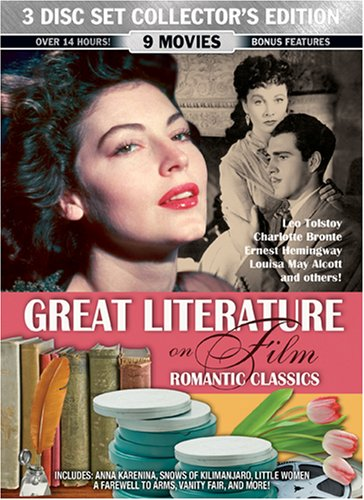 Great Literature On Film- Romantic Classics