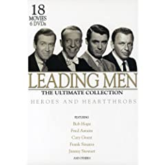 Hollywood's Leading Men- The Ultimate Collection
