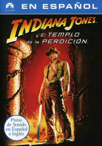 Indiana Jones and the Temple of Doom (Spanish Language Special Edition)