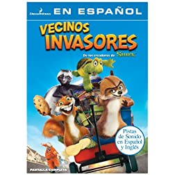 Over the Hedge (Spanish Version)