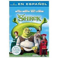 Shrek (Spanish Version)