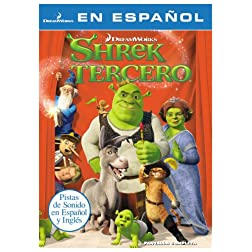 Shrek the Third (Spanish Version)