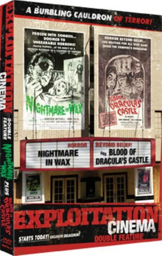 Exploitation Cinema: Nightmare in Wax/Blood of Dracula's Castle