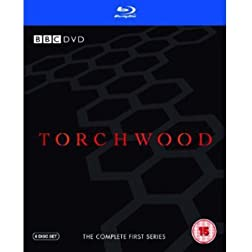 Torchwood-Series 1 [Blu-ray]