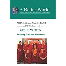 Geshe Yanten - Drepung Gomang Monastery
