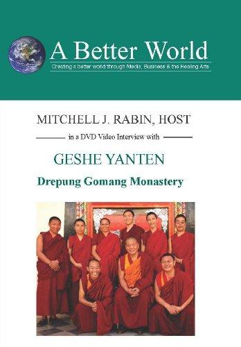 Geshe Yanten - Drepung Gomang Monastery
