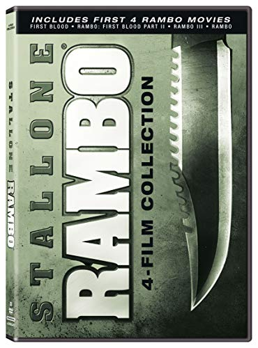 Rambo - The Complete Collector's Set (First Blood - Ultimate Edition / Rambo - First Blood Part II -Ultimate Edition / Rambo III - Ultimate Edition / Rambo - Special Edition)