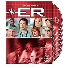 ER - The Complete Ninth Season