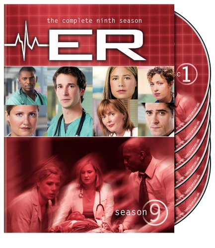 ER - The Complete Ninth Season