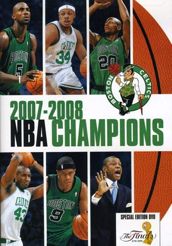 2007-2008 NBA Champions - Boston Celtics