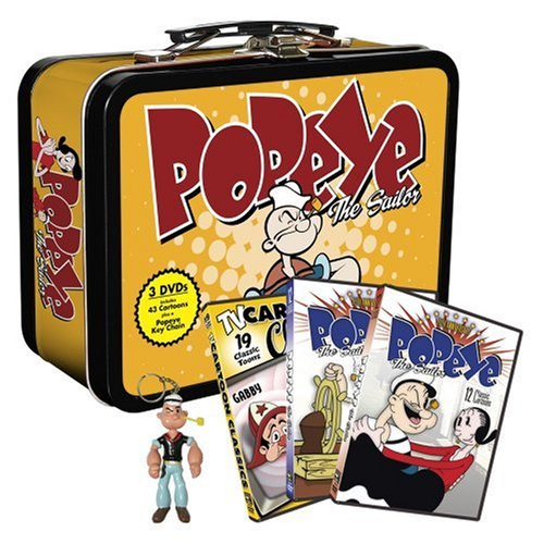 Popeye the Sailor, Vol. 1 and 2