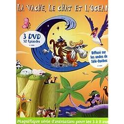 La Vache-Le Chat Et L'ocean